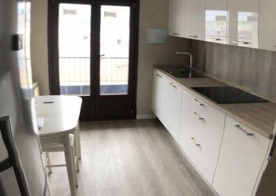 Reforma integral de cocina en Santurtzi